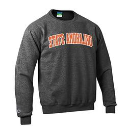 Champion NCAA Oklahoma State Cowboys Men's Eco Power Blend C