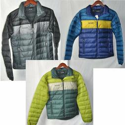 NEW MARMOT ARES JACKET DOWN INSULATED MENS S-XXL SLATE NAVY