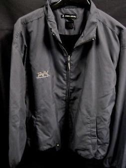 NEW Levelwear Golf Full Zip Polyester Jacket Coat Mens XL X-