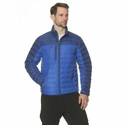 ✅NEW! Gerry Men's Cornice Down Jacket, Variety/Size/Cobalt