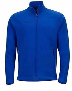 NEW! Marmot Men's Ess Tech Jacket Full Zip Fleece Jacket VAR