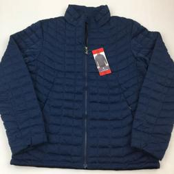 NEW Men's Ben Sherman Quilted Lightweight Down Jacket Blue S