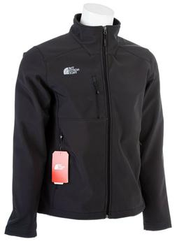 NEW! The North Face Mens Apex Bionic 2 Black Windproof Jacke