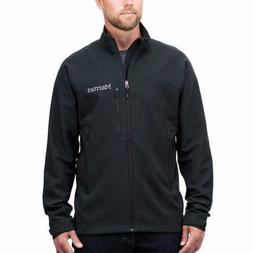 NEW Marmot Men's Bero Softshell Jacket Windproof Black XXL