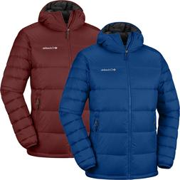 """New Mens Columbia """"Frost Fighter"""" Insulated Hooded Omni-Shie"""
