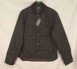 New NWT Woolrich Exploration Heritage Woodlands Jacket Quilt