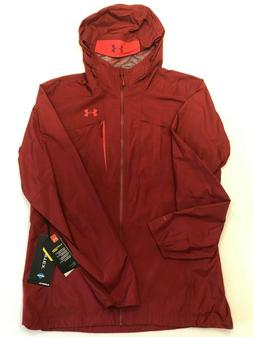 NEW Under Armour Scrambler Hiking Jacket Men's Size Large 13