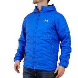 NEW Under Armour Team ColdGear Reactor Hooded Jacket Men's S