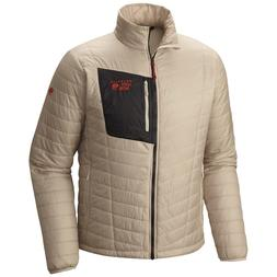NEW MOUNTAIN HARDWEAR THERMOSTATIC JACKET MENS INSULATED M L