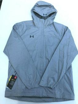 Under Armour New UA Overlook Waterproof Storm Jacket Size Me