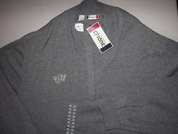 NEW WITH TAGS CLIQUE 3XL TALL Men's  Lightweight 1/4 ZIP Jac