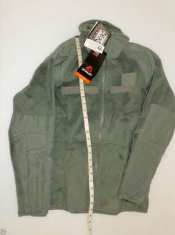 Military Fleece Jacket  Large Regular mens  Peckham USA