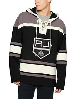 NHL Los Angeles Kings Adult Men NHL Men's Ots Lacer Pullover