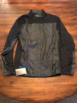 NWT $90 Men's Nike Shield Full-Zip Golf Jacket 892274-010 Sz