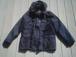 Nwt Abercrombie & Fitch Men's Field Military Parka Jacket S