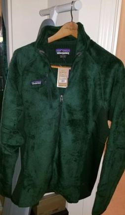 Patagonia NWT Men's R2 Fleece Jacket in Micro Green