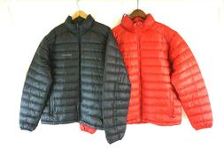 NWT Marmot Men's Team Red/Black 700 Fill Azos Down Jacket Me