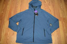 NWT Mens HAWKE & CO. Indigo Performance Seam Seal Waterproof