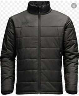 NWT The North Face Mens Large Bombay Full Zip Jacket Asphalt