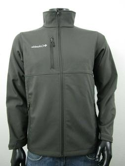 NWT Mens M Columbia Ascender Softshell Fleece Lined Full Zip