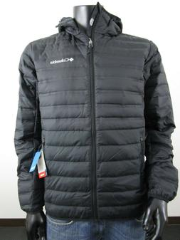 NWT Mens Columbia Mckay Lake 650-Down Hooded Down Insulated