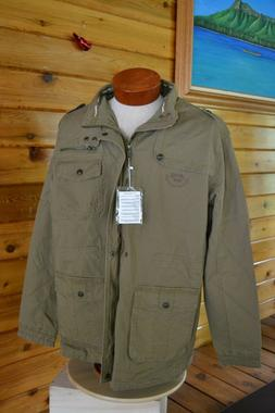 NWT JEEP RICH MENS TACTICAL CASUAL CARGO MILITARY PILOT JACK