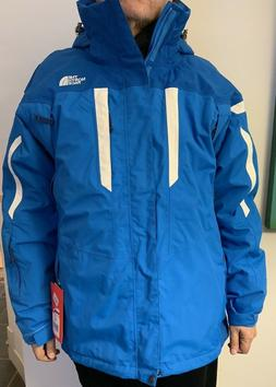 NWT The North Face Vortex Triclimate Hyvent Jacket Insane Bl