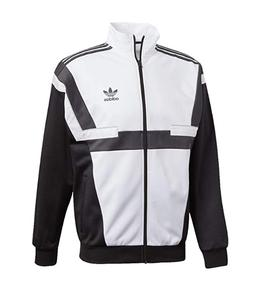 Adidas Originals BR8 TT Track Jacket Men's  Black White CZ61