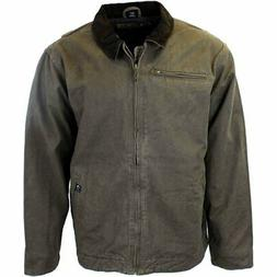 Dri Duck Outlaw Jacket  Brown - Mens - Size XXL