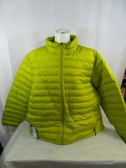 Columbia Oyanta Trail Thermal Coil Insulated Jacket Mustard