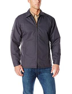 Red Kap Perma-Lined Panel Jacket, Men, JT50CH, LN3XL