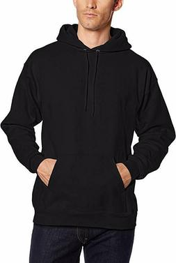 Hanes Men's Pullover Ultimate Heavyweight Fleece Hoodie, Lig