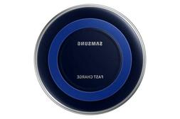 New! Samsung Qi Certified Fast Charge Wireless Charger Pad -