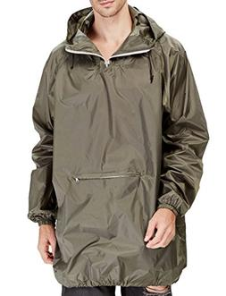 4ucycling Raincoat Easy Carry Rain Coat Jacket Poncho in a P