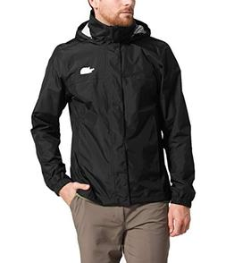 The North Face Men's Resolve 2 Jacket, TNF Black/High Rise