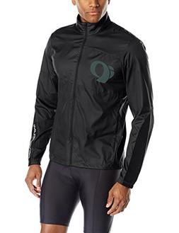 Pearl Izumi - Ride Men's MTB Barrier Jacket, Black, X-Large
