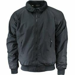 River's End Bomber Jacket  - Black - Mens