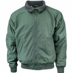 River's End Bomber Jacket  - Green - Mens