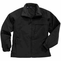 River's End Fleece Lined Hip Length Jacket  - Black - Mens