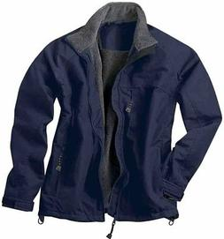 River's End Fleece Lined Jacket  - Navy - Mens