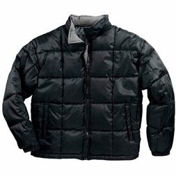 River's End Quilted Jacket  - Black - Mens