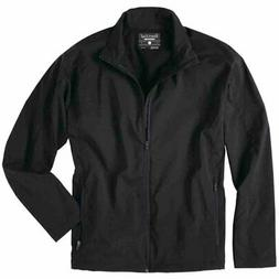 River's End Stretch Unlined Jacket  - Black - Mens
