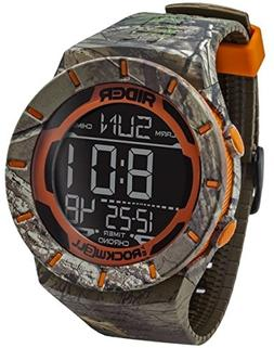 Rockwell Rider Coliseum Watch Mens Realtree Xtra Camo Adjust