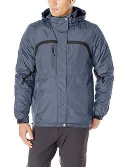 Arctix Men's Satellite Insulated Jacket Steel X-Large, New