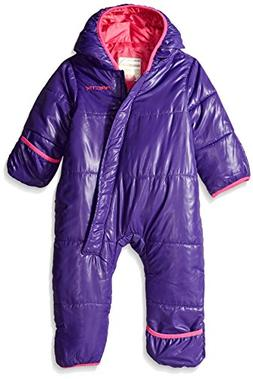 Arctix Infant Snow Bunting Suit, Purple, 9/12 Months