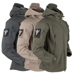 Zollrfea Soft Shell V4 Tactical Military <font><b>Jacket</b>