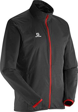 Salomon Men's Start Jacket, Black, Small