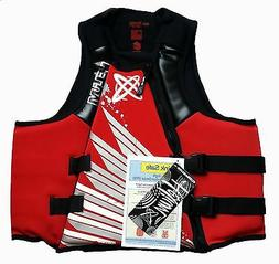 Stearns Helium AMP Life Vest Jacket Men's Large