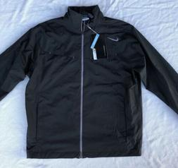 Nike Golf Storm Fit Full-Zip Black Jacket Waterproof Men's