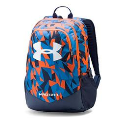 Under Armour Boy's Storm Scrimmage Backpack,Mako Blue /White